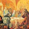 Во что облачаются патриархи