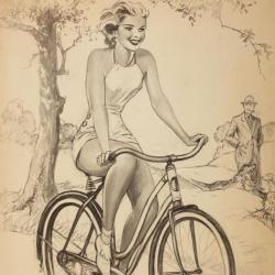Не изобретайте велосипед! Лучше купите готовый! (Руководство по выбору «железного коня» для девушек)