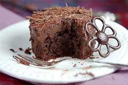 как приготовить кофейное пирожное