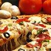 """Разнообразие великолепной итальянской пиццы от ресторана  """"Якорь """".  Более 28 видов.  Скидка 59."""