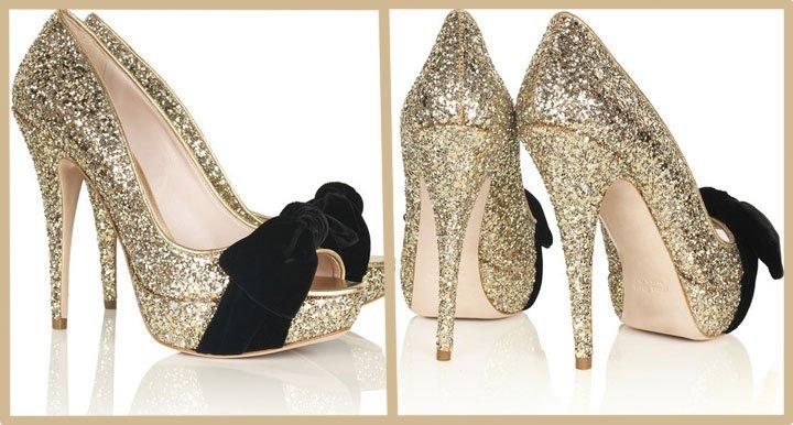 Фото: туфли на шпильках