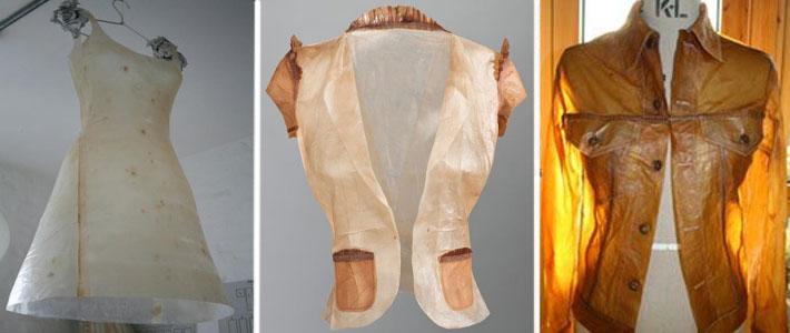 Кстати изношенную био одежду можно