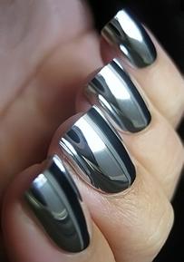 Матовое серебро как сделать 61