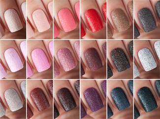 все цвета лаков для ногтей фото