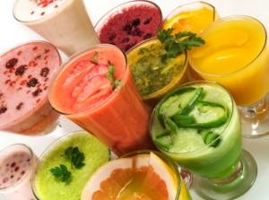 Смузи: рецепты для похудения из овощей