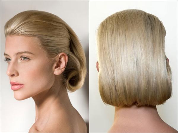 Какая стрижка в моде на средние волосы