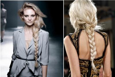 Типы кос для волос