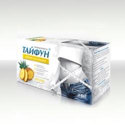 чай для похудения тайфун