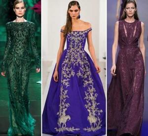 Красивое платье на новый 2014 год