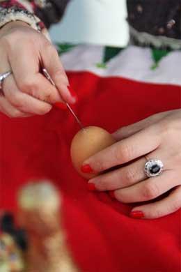 Гадание на яйце и воде онлайн бесплатно, толкование фигур и знаков на будущее и сглаз