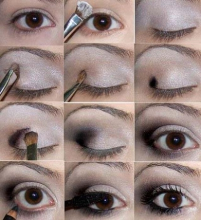 Как самой красиво накрасить глаза с