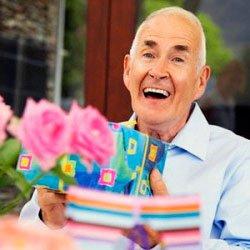 Подарок деду на 80 лет