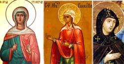 Лукерья именины по церковному