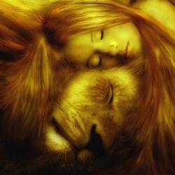 Натальная карта женщины: Венера во Льве