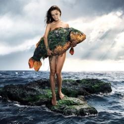 Натальная карта женщины: Венера в Рыбах